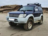 Toyota Land Cruiser Prado, 1996