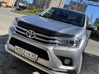 Toyota Hilux Pick Up, 2017