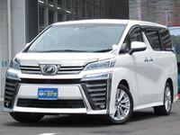 Toyota Vellfire, 2018