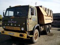 КамАЗ 55111 (6х4), 1987