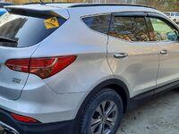 Hyundai Santa Fe, 2012
