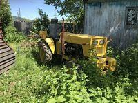 Iseki трактор, 1983