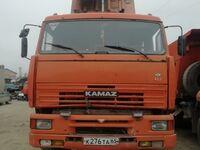 КамАЗ 6522 (6x6), 2007