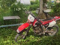 Honda XR400, 2002