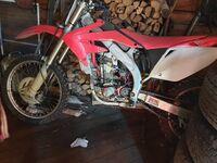Honda CRF 450R, 2006