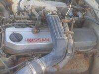 Nissan Laurel, 1989