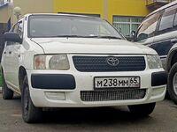Toyota Succeed, 2006