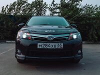 Toyota Corolla Fielder, 2014