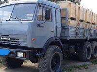 КамАЗ 43118 (6x6), 2005