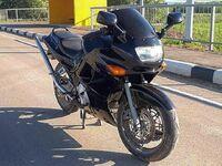 Kawasaki ZZ-R400, 1998