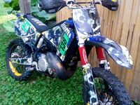 Yamaha YZ250, 1998