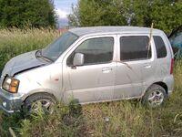 Suzuki Wagon R Solio, 2002