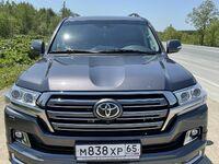 Toyota Land Cruiser, 2015
