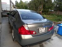 Nissan Fuga, 2006
