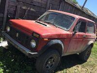 ВАЗ 2121 Нива, 1989