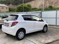 Toyota Vitz, 2013