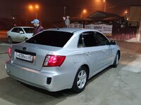 Subaru Impreza Anesis, 2009