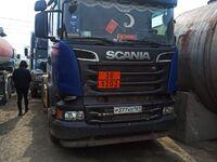 Scania R500, 2016