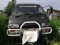 Mitsubishi Delica, 1983