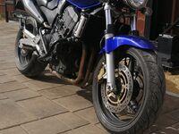 Honda CB900 Hornet, 2007