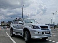Toyota Land Cruiser Prado, 2003