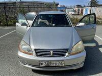 Toyota Mark II, 2002