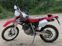 Honda XR250, 2003