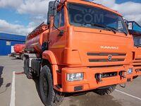 КамАЗ 43118 (6x6), 2020
