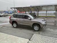 Toyota Land Cruiser Prado, 2020