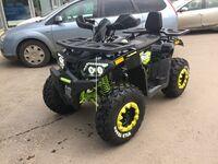Motoland 200 Wild Track LUX, 2020