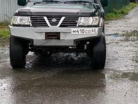 Nissan Safari, 2002