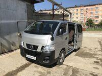 Nissan Caravan, 2017