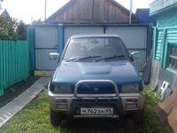 Nissan Mistral, 1994