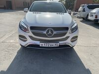 Mercedes-Benz GLE Coupe, 2016