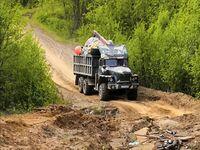Урал 325501, 2003