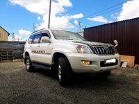 Toyota Land Cruiser Prado, 2005