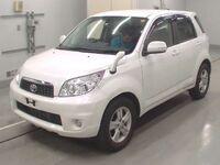 Toyota Rush, 2014