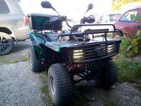 ATV 150, 2014