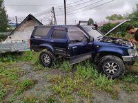 Toyota Hilux Surf, 1987
