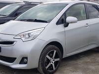 Toyota Ractis, 2016