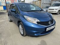 Nissan Note, 2016