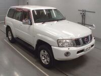 Nissan Safari, 2007