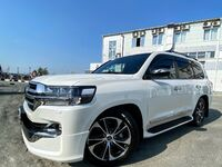Toyota Land Cruiser, 2020