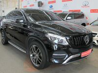 Mercedes-Benz GLE Coupe, 2015