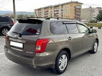 Toyota Corolla Fielder, 2009