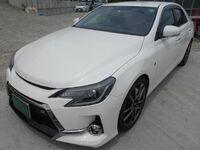 Toyota Mark X, 2019