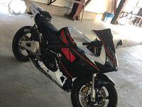 Honda CBR600, 2003