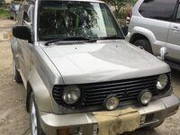 Mitsubishi Pajero Junior, 2000