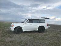 Toyota Land Cruiser Cygnus, 2003