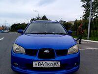 Subaru Impreza, 2006